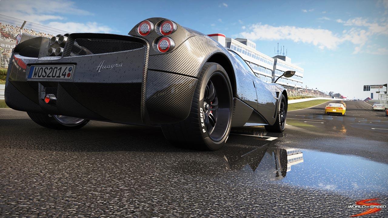 Ngắm loạt ảnh xe đua cực chất của World of Speed - Ảnh 13