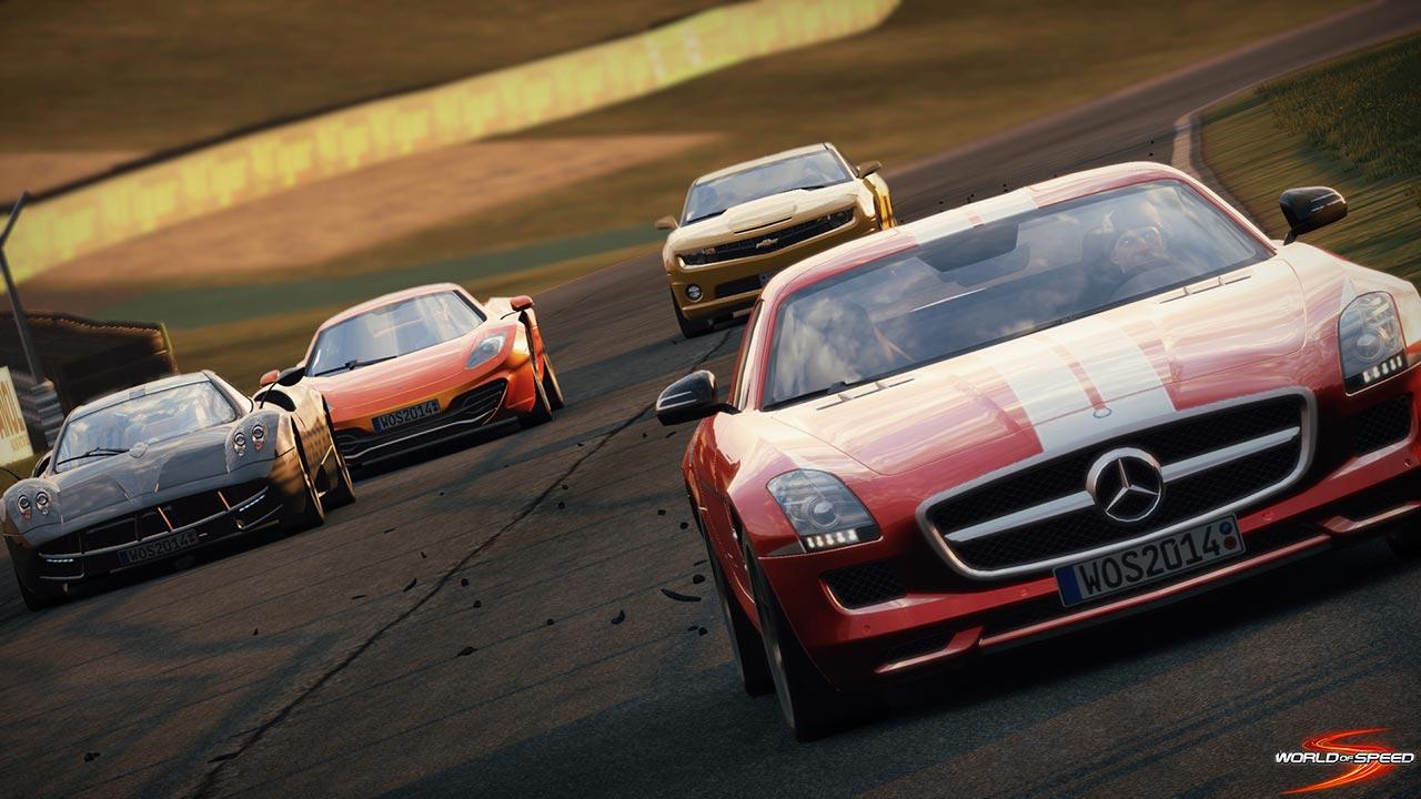 Ngắm loạt ảnh xe đua cực chất của World of Speed - Ảnh 14