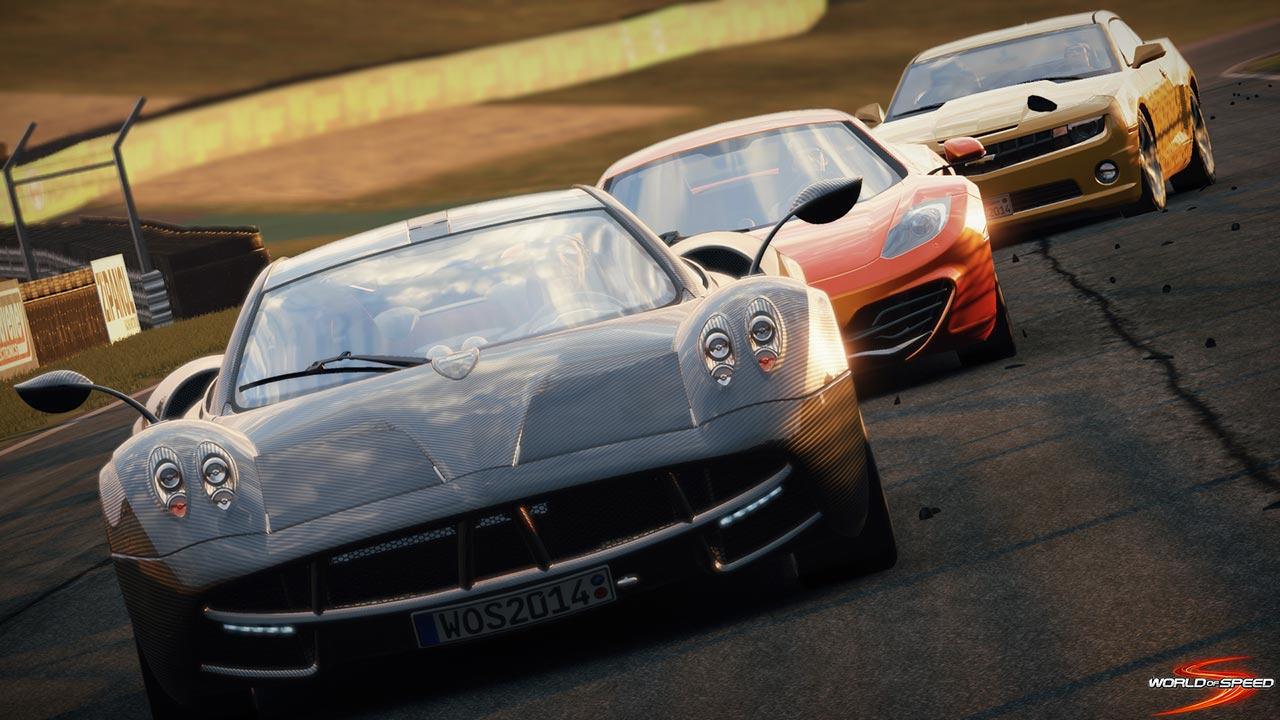 Ngắm loạt ảnh xe đua cực chất của World of Speed - Ảnh 16
