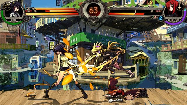 Skullgirls Encore có mặt trên PSN từ ngày 11/02 3