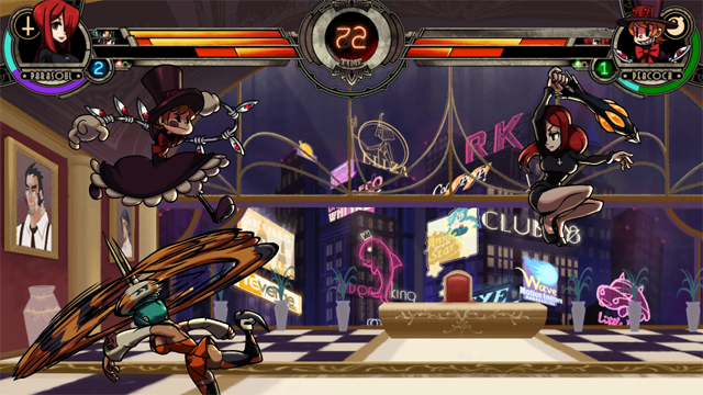 Skullgirls Encore có mặt trên PSN từ ngày 11/02 5
