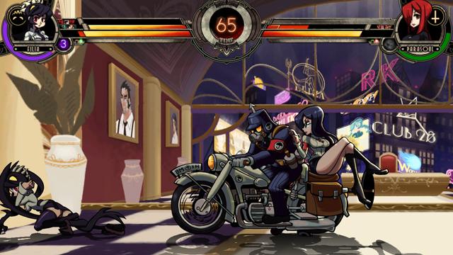 Skullgirls Encore có mặt trên PSN từ ngày 11/02 7