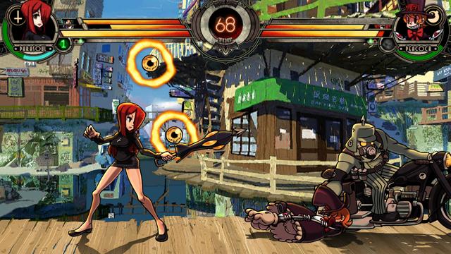 Skullgirls Encore có mặt trên PSN từ ngày 11/02 18