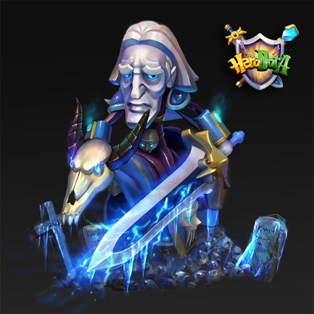 Tìm hiểu về Vong Kỵ trong Hero Dota 1