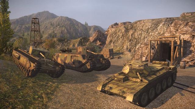 WOT: Xbox 360 Edition đã bán được nửa triệu bản 9