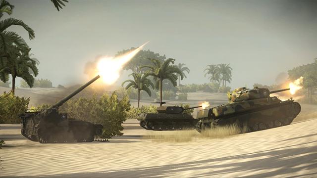 WOT: Xbox 360 Edition đã bán được nửa triệu bản 12