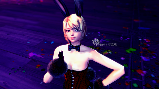 Thời trang Valentine cực nóng bỏng trong Blade & Soul 2