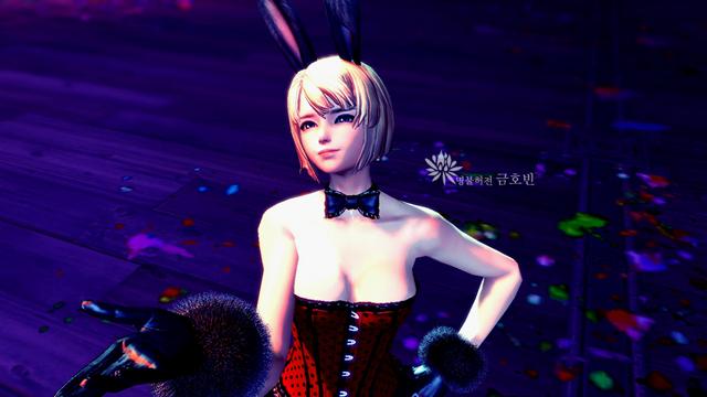 Thời trang Valentine cực nóng bỏng trong Blade & Soul 3