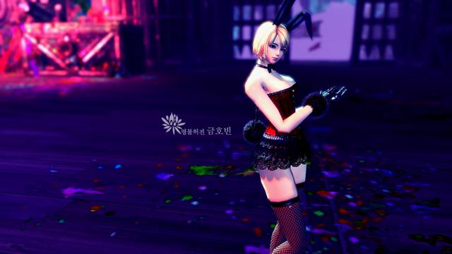 Thời trang Valentine cực nóng bỏng trong Blade & Soul 4