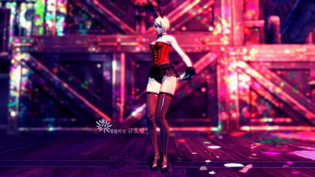 Thời trang Valentine cực nóng bỏng trong Blade & Soul 8