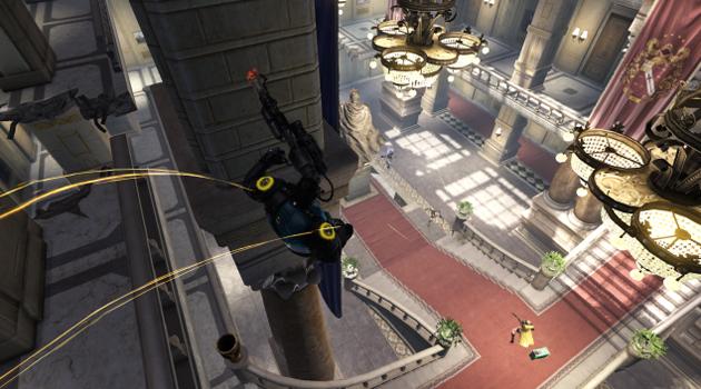 GunZ 2: The Second Duel có mặt trên Steam 2