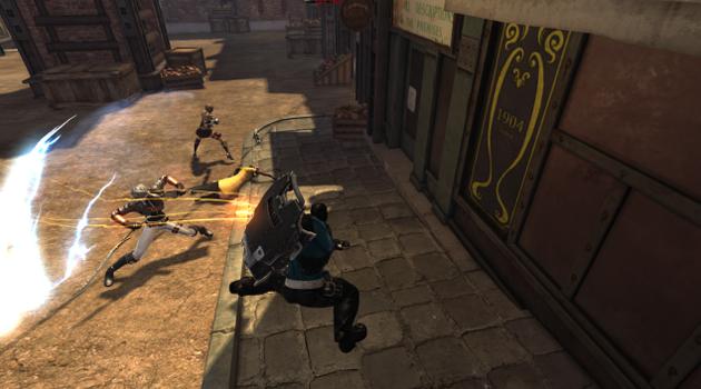 GunZ 2: The Second Duel có mặt trên Steam 4