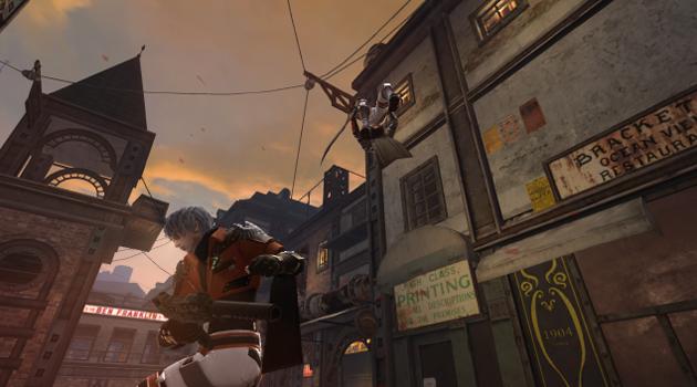 GunZ 2: The Second Duel có mặt trên Steam 5