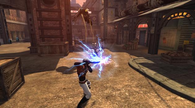 GunZ 2: The Second Duel có mặt trên Steam 7
