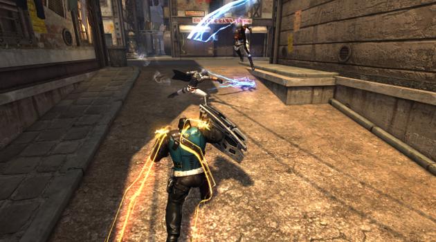 GunZ 2: The Second Duel có mặt trên Steam 8