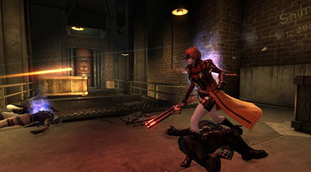 GunZ 2: The Second Duel có mặt trên Steam 10