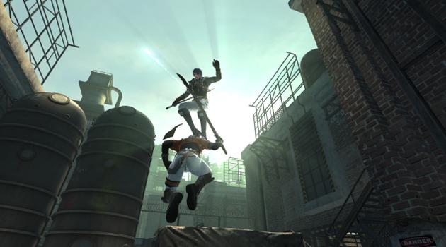 GunZ 2: The Second Duel có mặt trên Steam 11