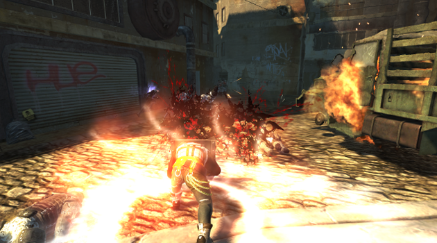 GunZ 2: The Second Duel có mặt trên Steam 12