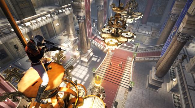 GunZ 2: The Second Duel có mặt trên Steam 13