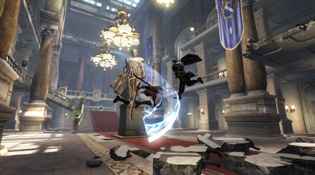GunZ 2: The Second Duel có mặt trên Steam 14