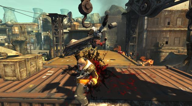 GunZ 2: The Second Duel có mặt trên Steam 16