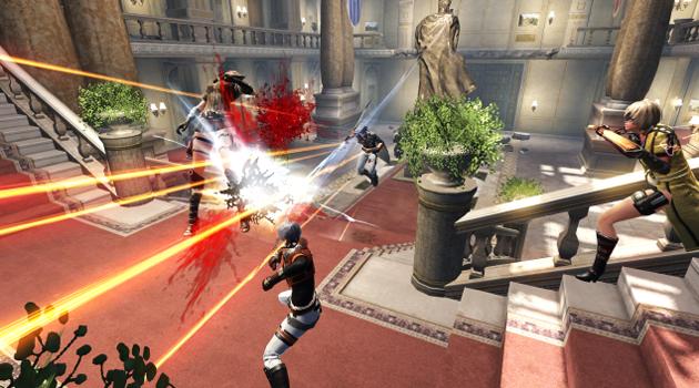 GunZ 2: The Second Duel có mặt trên Steam 19