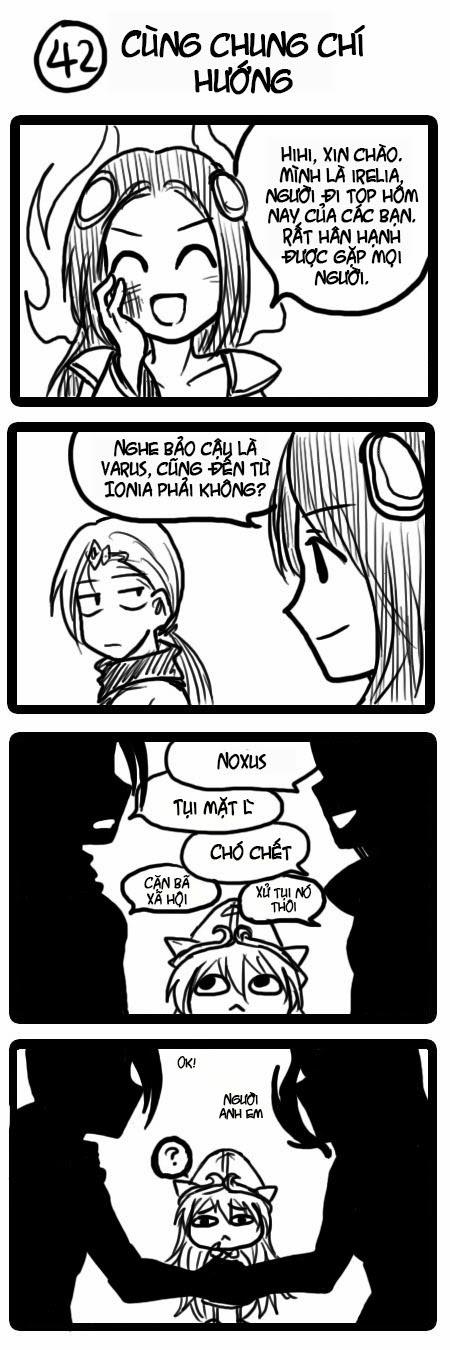 Comic Liên Minh Huyền Thoại: Tập 38   45