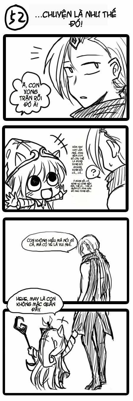 Comic Liên Minh Huyền Thoại: Tập 46   52