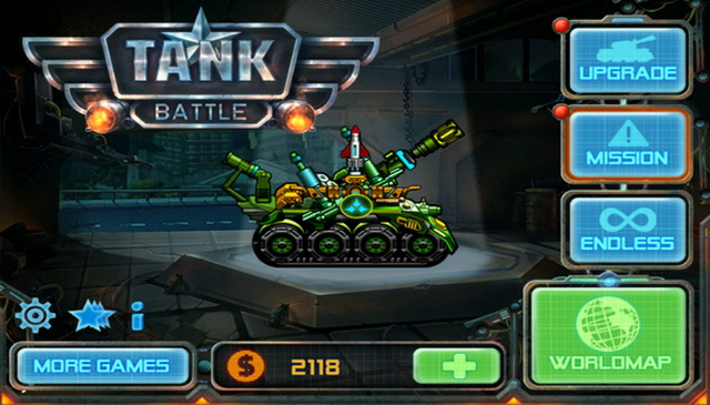 """Tank Battle: Một tựa game thú vị để """"giết thời gian"""" 1"""