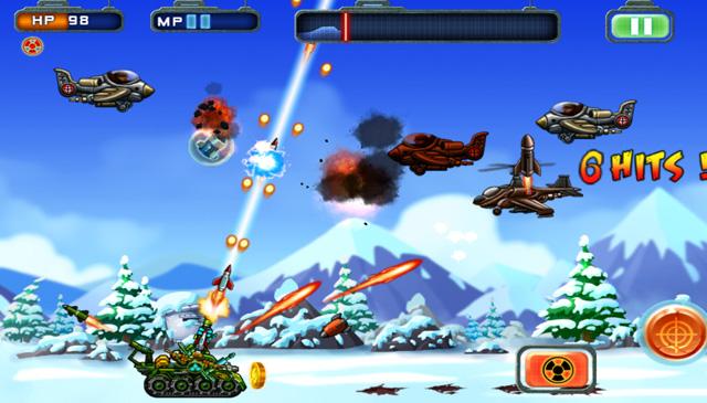"""Tank Battle: Một tựa game thú vị để """"giết thời gian"""" 6"""