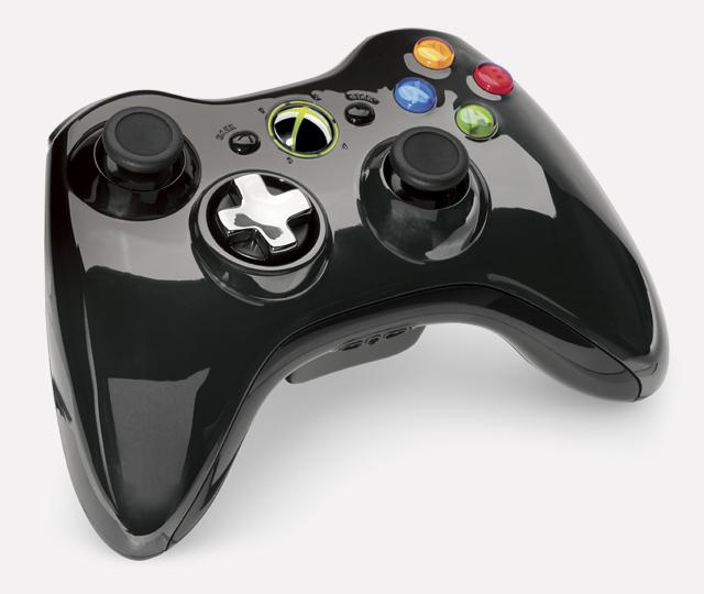 Microsoft hé lộ về tay cầm Xbox 360 phiên bản đặc biệt 4