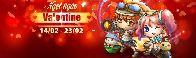 """Đón """"Valentine ngọt ngào"""" cùng BangBang Online 1"""