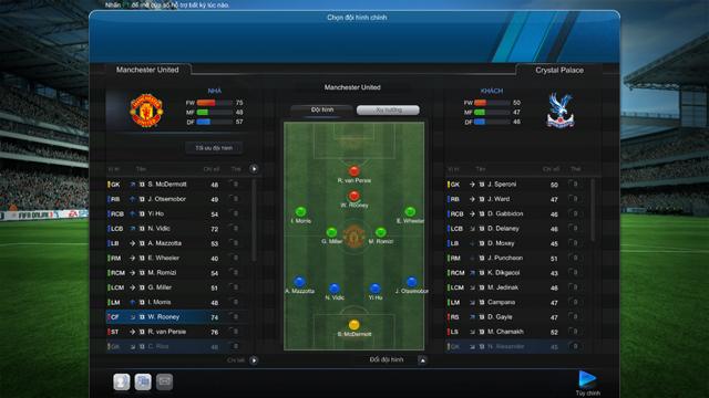 FIFA Online 3: Thay cầu thủ và những điều cần biết 1