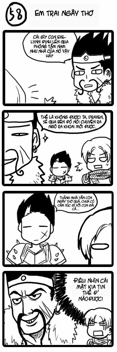 Comic Liên Minh Huyền Thoại: Tập 53 - 62 - Ảnh 7