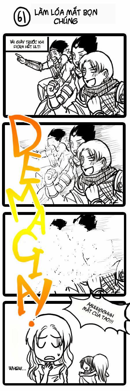 Comic Liên Minh Huyền Thoại: Tập 53 - 62 - Ảnh 11