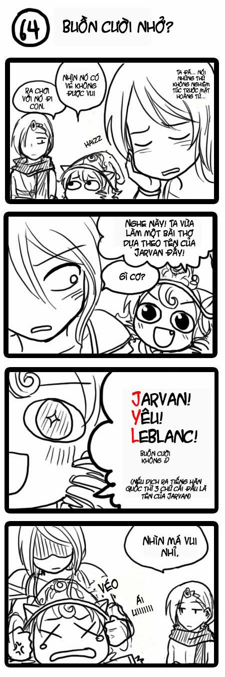 Comic Liên Minh Huyền Thoại: Tập 63   69