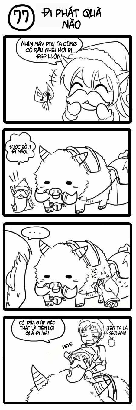 Comic Liên Minh Huyền Thoại: Tập 70 - 84 - Ảnh 9