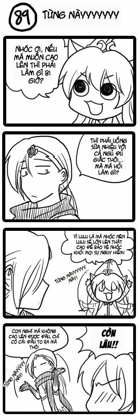 Comic Liên Minh Huyền Thoại: Tập 85 - 89 - Ảnh 6