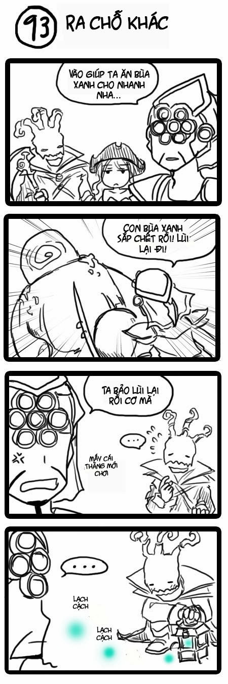 Comic Liên Minh Huyền Thoại: Tập 90 - 95 - Ảnh 4