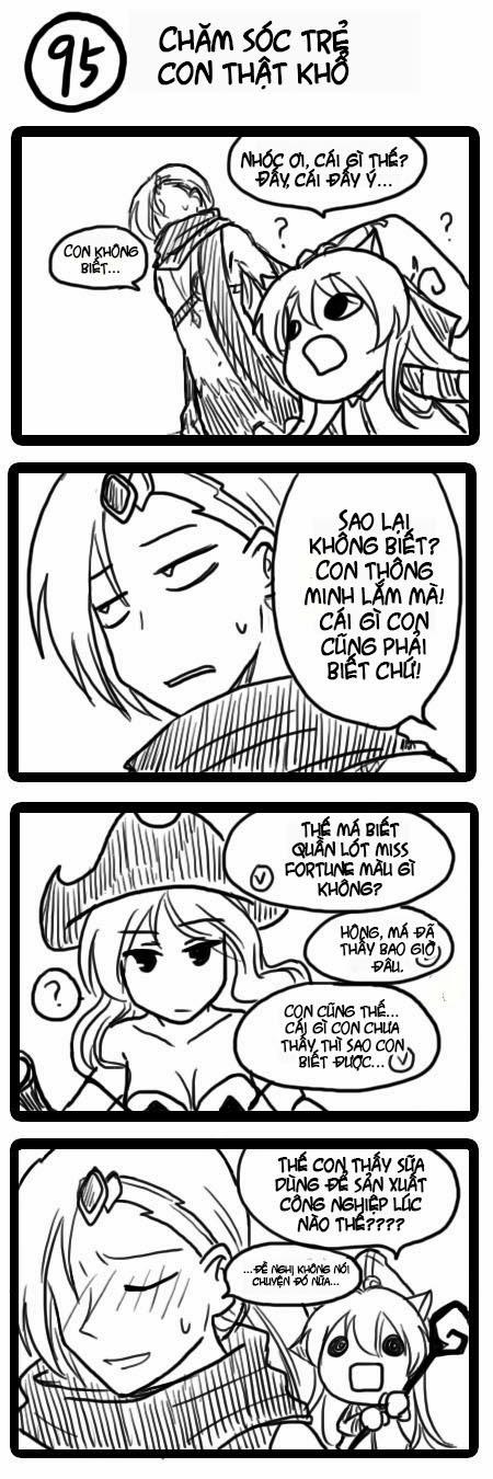 Comic Liên Minh Huyền Thoại: Tập 90 - 95 - Ảnh 7