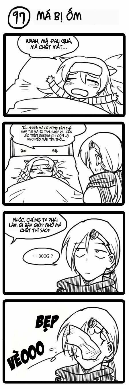 Comic Liên Minh Huyền Thoại: Tập 96 - 100 - Ảnh 2