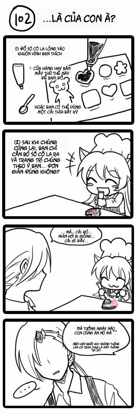 Comic Liên Minh Huyền Thoại: Tập 101   106