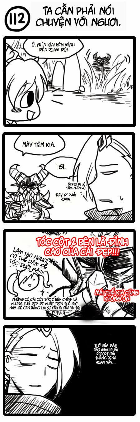 Comic Liên Minh Huyền Thoại: Tập 107 - 113 - Ảnh 7