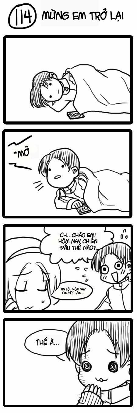 Comic Liên Minh Huyền Thoại: Tập 114 - 118 - Ảnh 2