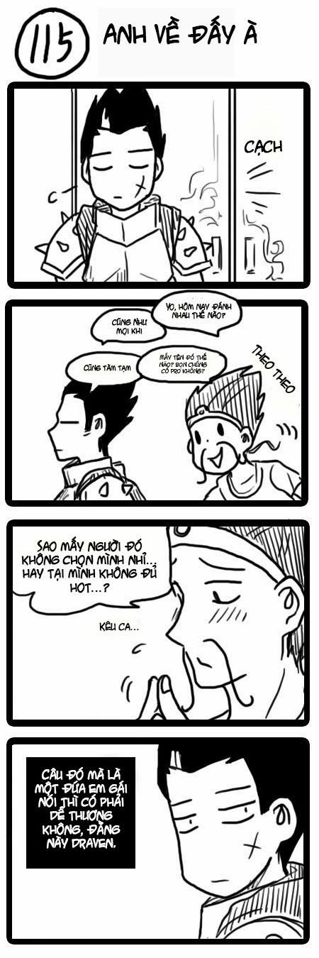 Comic Liên Minh Huyền Thoại: Tập 114   118