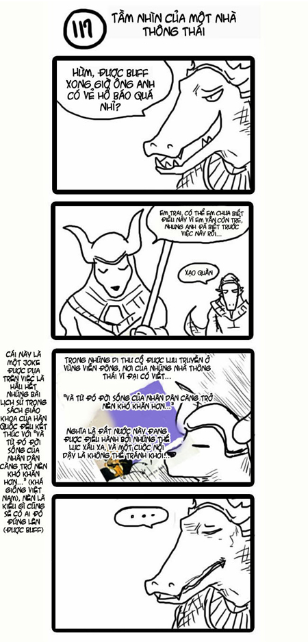 Comic Liên Minh Huyền Thoại: Tập 114 - 118 - Ảnh 5