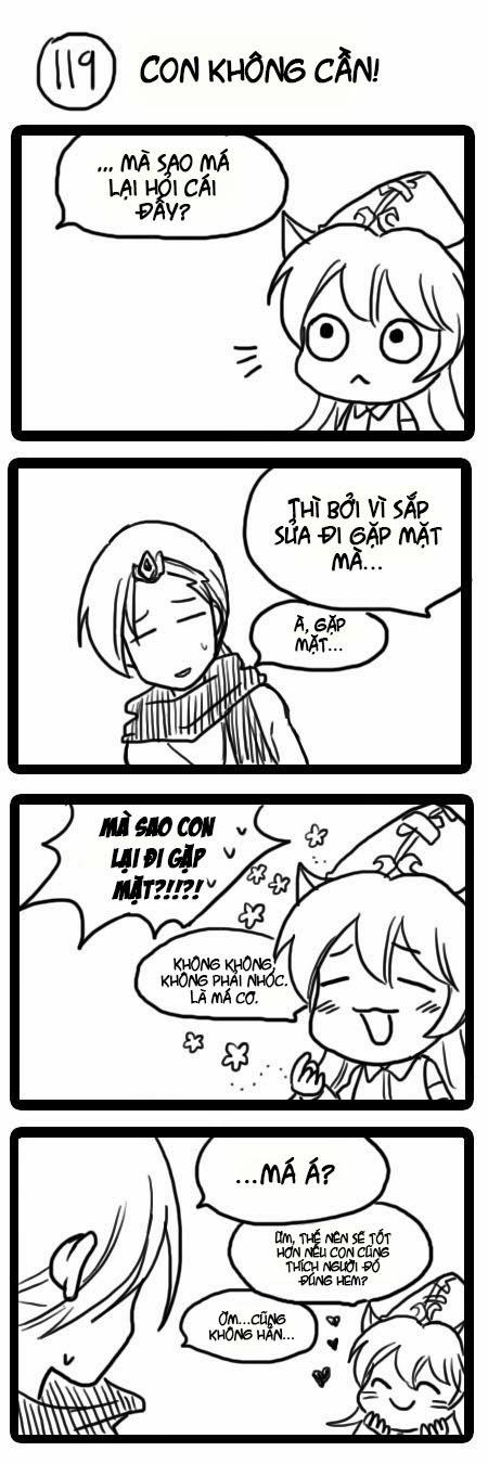 Comic Liên Minh Huyền Thoại: Tập 119   122