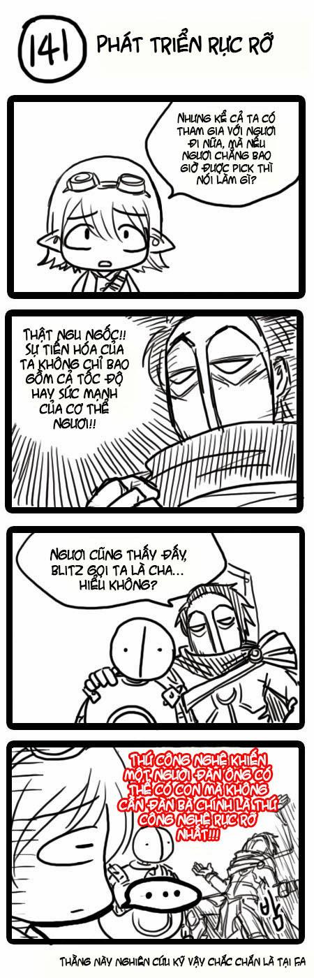Comic Liên Minh Huyền Thoại: Tập 139 - 143 - Ảnh 5