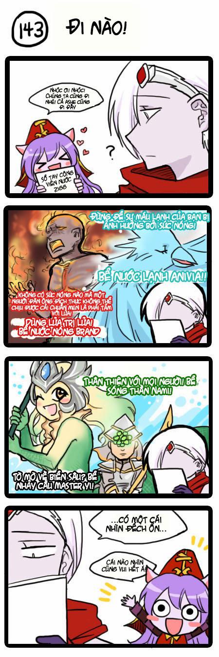Comic Liên Minh Huyền Thoại: Tập 139 - 143 - Ảnh 7