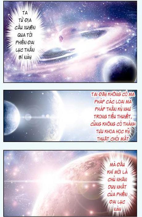 Đấu Phá Thương Khung Tập 1 - Ảnh 3